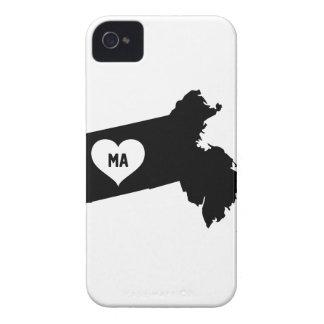 Massachusetts Love iPhone 4 Case