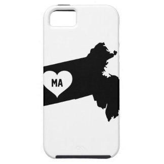 Massachusetts Love iPhone 5 Case