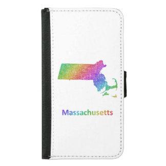 Massachusetts Samsung Galaxy S5 Wallet Case