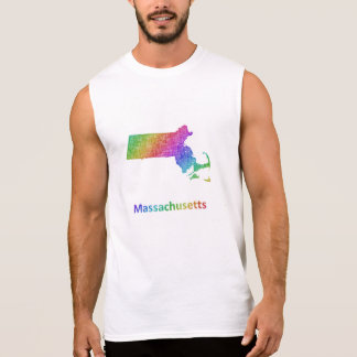 Massachusetts Sleeveless Shirt