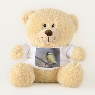 Massachusetts State Bird Teddy Bear