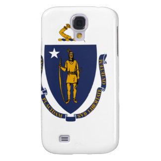 Massachusetts State Flag Samsung Galaxy S4 Case