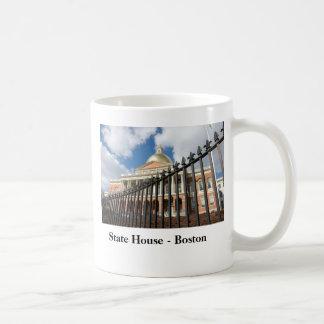 Massachusetts State House - Boston Coffee Mugs