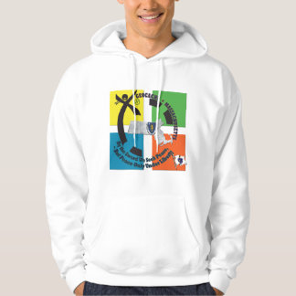 MASSACHUSETTS STATE MOTTO GEOCACHER HOODIE