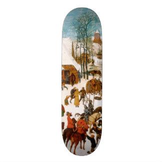 Massacre of the Innocents by Pieter Bruegel 21.6 Cm Skateboard Deck