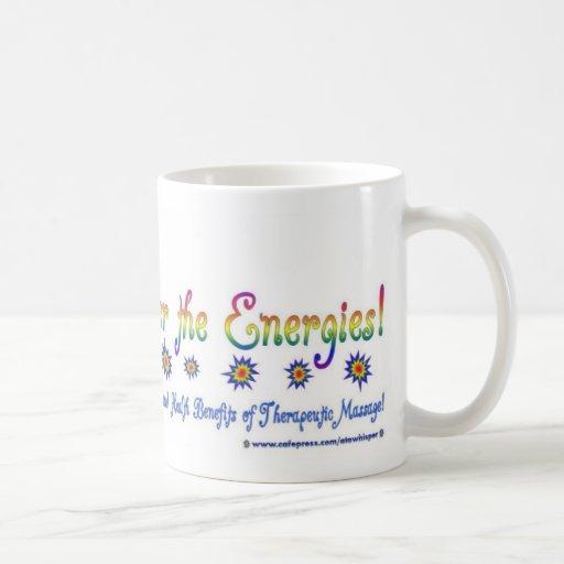 Massage Energies Mug
