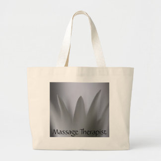 Massage Therapist B&W Bag