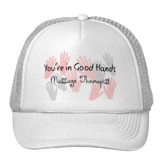 Massage Therapist Gifts Cap