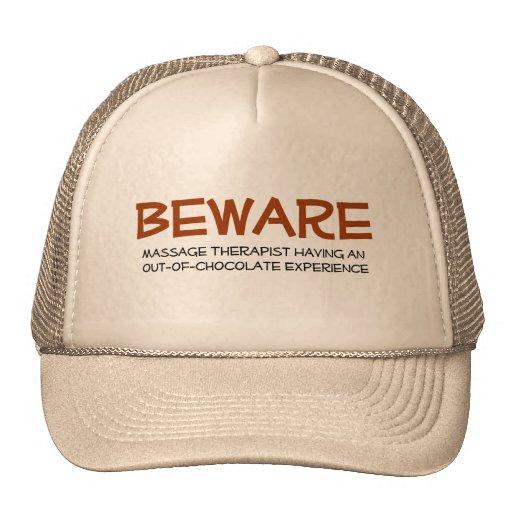 Massage Therapist Mesh Hat