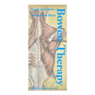 Massage Therapist Rack Cards