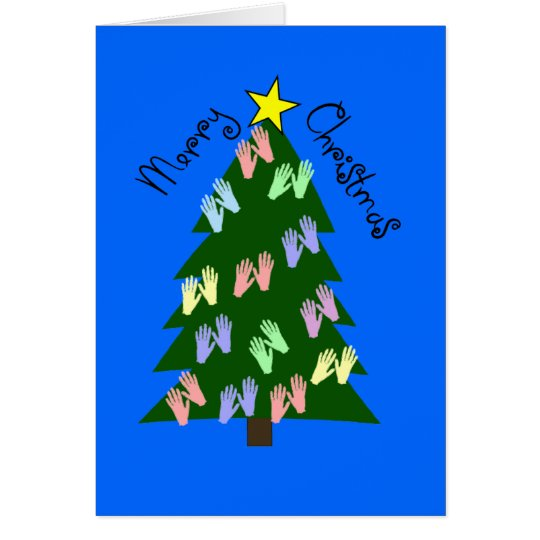 Massage Therapy MERRY CHRISTMAS Gifts Card