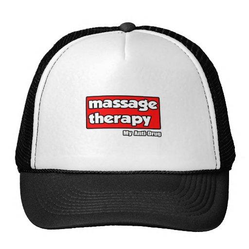 Massage Therapy..My Anti-Drug Trucker Hats