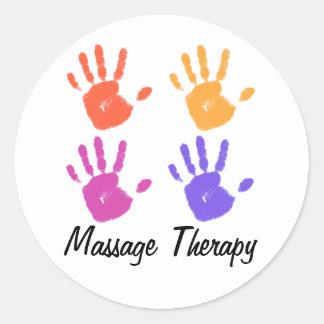 Massage Therapy sticker