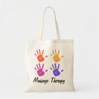 Massage Therapy tote bag