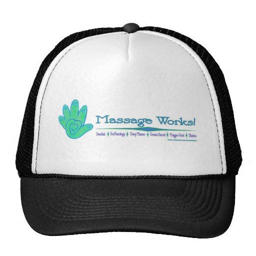 Massage Works! Trucker Hat