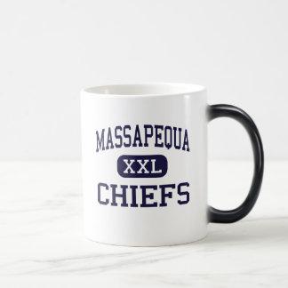 Massapequa - Chiefs - High - Massapequa New York Magic Mug