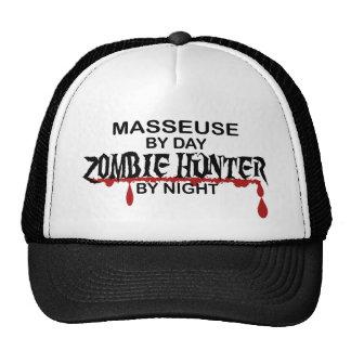 Masseuse Zombie Hunter Cap