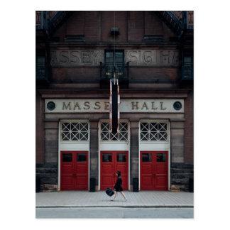 Massey Hall Postcard