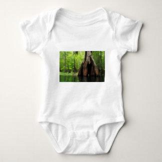 Massive Hollow Cypress Baby Bodysuit