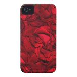 Massive Red iPhone 4 Case-Mate Case