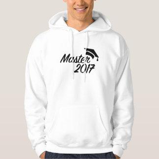 Master 2017 hoodie