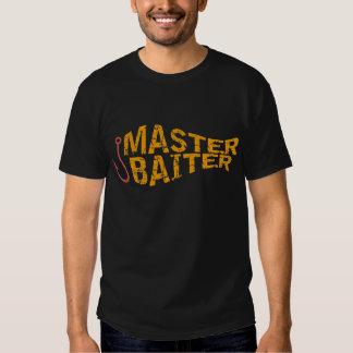 Master Baiter #3 Tshirts