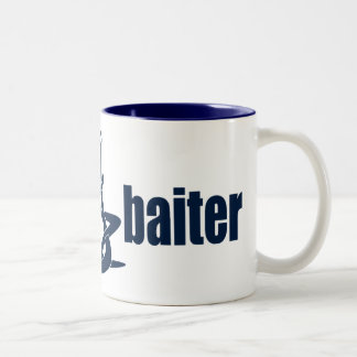 Master Baiter Two-Tone Coffee Mug