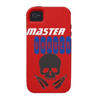 Master Barber IPhone Case Razors iPhone 4 Case