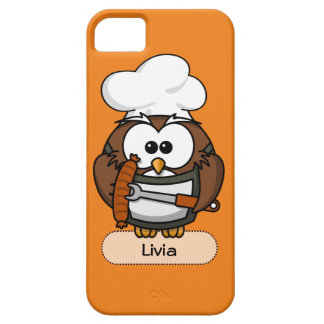master bbq chef barely there iPhone 5 case