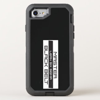 Master Black Belt OtterBox Apple iPhone 6/6s OtterBox Defender iPhone 7 Case