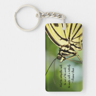 Master Butterfly Key chain Acrylic Key Chain