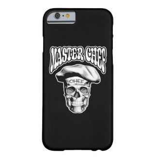 Master Chef Skull v5 Barely There iPhone 6 Case