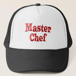 Master Chef Trucker Hat