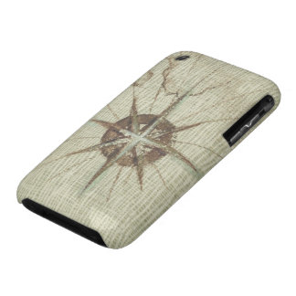 Master Compass iPhone 3 Case
