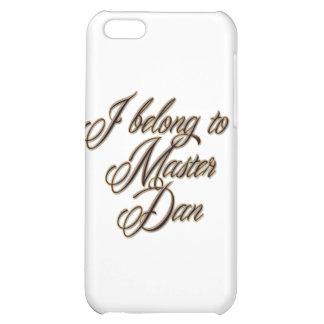 Master Dan iPhone 5C Covers