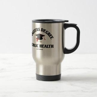Master Degree in Public health Travel Mug