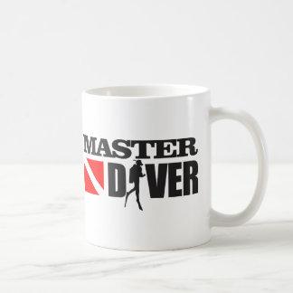 Master Diver 2 Coffee Mug
