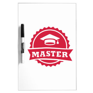 Master Dry Erase Board