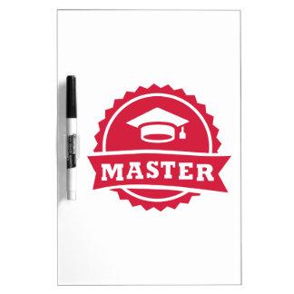 Master Dry Erase Whiteboard