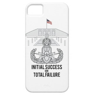 Master EOD and Memorial iPhone 5 Cover