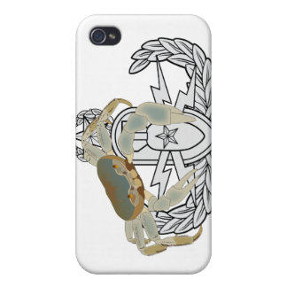 Master EOD Crab Cover For iPhone 4