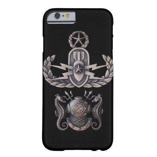 Master EOD Master Diver iPhone 6 Case