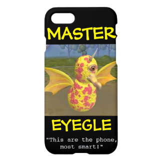 Master Eyegle iPhone Case