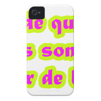 Master  frases 15.05 iPhone 4 cover