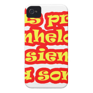 Master frases 15.09 Case-Mate iPhone 4 cases
