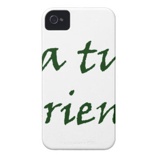 Master frases iPhone 4 case