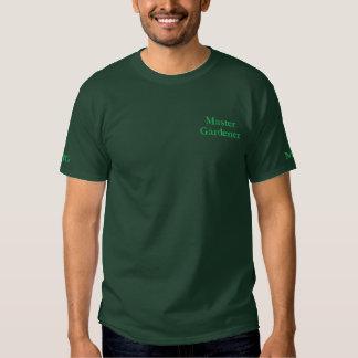 Master Gardener Embroidered T-Shirt