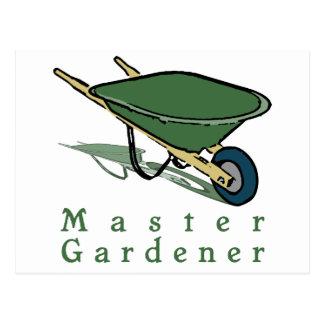 Master Gardener Postcard