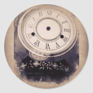 Master Harker 'Your time is soon' album sticker