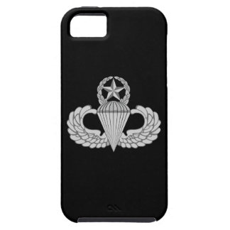 Master Jump/Parachutist Wings Case For The iPhone 5